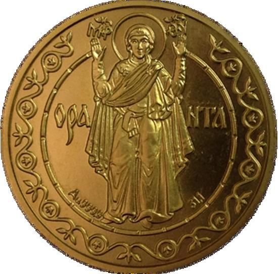 """Picture of Памятная монета """"Оранта"""" 500"""