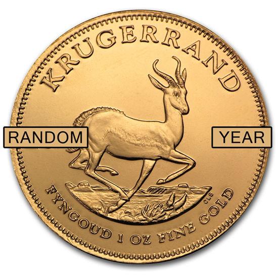 Picture of Южноафриканский крюгерранд 31,1 чистого золота