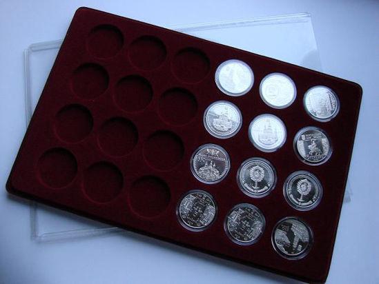 Picture of Планшет на 24 монети нбу (5грн)