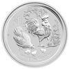 "Picture of Серебряная монета ""Год Петуха"", 8 доллар. Австралия. 155 грамм"