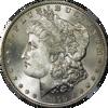 Picture of 1$ доллар США  (Морган)  (1878-1921) Morgan Dollars