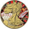 "Picture of Монета ""Американський орел"" США Las Vegas Silver"