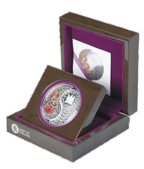 "Picture of Набор серебряных монет ""Год Змеи"" (33,62грамма)"