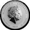 """Picture of Срібна монета """"Рік Собаки"""", 15,5 грам, Австралія"""