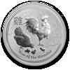 "Picture of Серебряная монета ""Год Петуха"", 1 доллар. Австралия. 31,1 грамм"