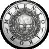 Picture of Серебряный раунд 2 унции - Латинская серия Allure: Memento Mori