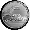 Picture of Срібний Крокодил 62,2 грам, Австралія 2019
