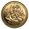 "Picture of Монета ""Ангел"", Острів Мен (Gold Black Empire Edition)"