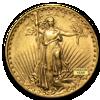 Picture of Золото с изображением Свободи 20 $ Double Eagles (Saint-Gaudens 1907-1933)