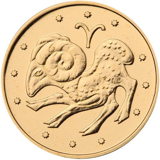 "Picture of Пам'ятна монета ""Овен"""