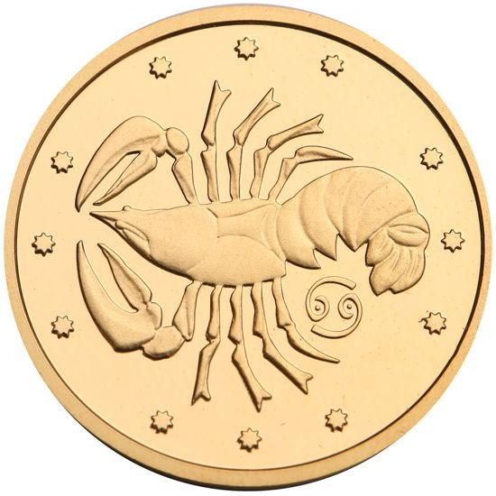 """Picture of Пам'ятна монета """"Рак"""""""