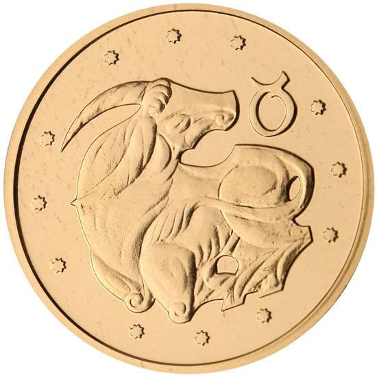 """Picture of Пам'ятна монета """"Телець"""""""
