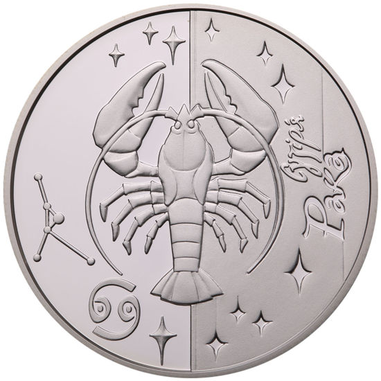 "Picture of Памятная монета ""Рак"""