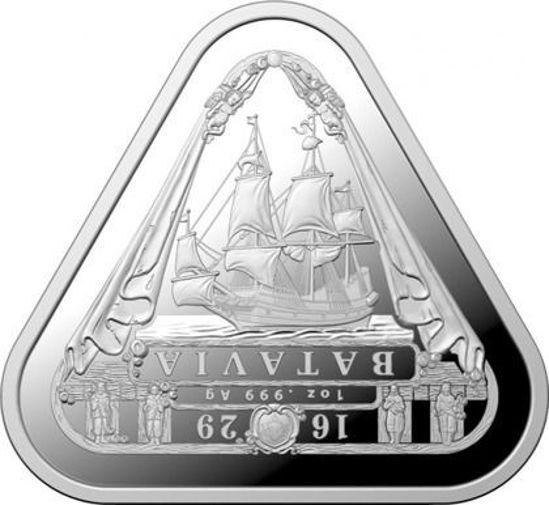 "Picture of Серия монет австралийских кораблекрушений "" Батавия - Batavia"" 31.1 грамм 2019г."