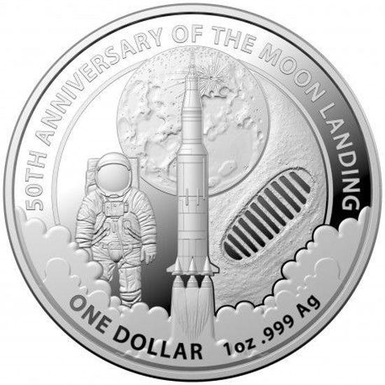 "Picture of 50-я річниця посадки на Місяць ""50th Anniversary of the Moon Landing"" 2019"