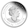 "Picture of Cеребряная монета Австралии ""Lunar III - Год Крысы"", 31,1 грамм, 2020 г."