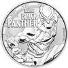 "Picture of Чорна пантера Марвел ""Black Panther"" 1 oz Silver"