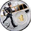 "Picture of Серебряная монета ""Трубочист"" серия Символы удачи, Ниуэ"