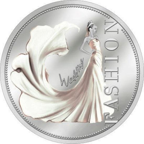 "Picture of Серебряная монета ""Мода - Свадьба"" 1/2 унции Ниуэ"