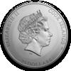 """Picture of Срібна монета """" Кіліманджаро - 7 вершин """"  5 унцій"""