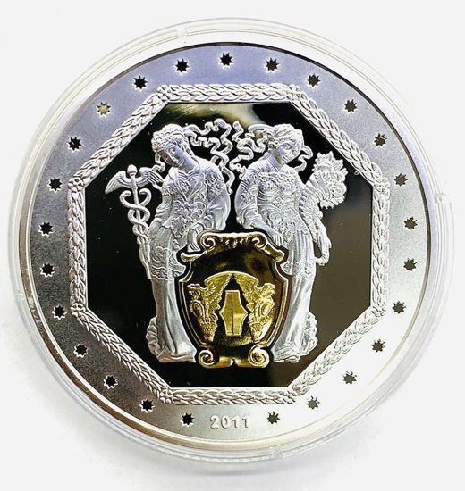 Picture of Памятная медаль «20 лет Национальному Банку Украины»