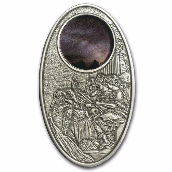 "Picture of Срібна монета ""Апокаліпсис IV Всесвіт - APOCALYPSE IV UNIVERSE"" 20грам 2012 р."