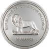 "Picture of Серебряная монета ""Осьминог"" 25 грамм, Конго 2004 г."