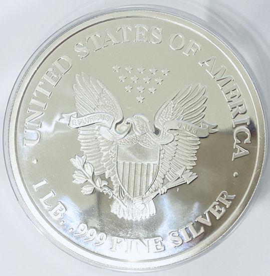 Picture of Американский Серебряный Орел Liberty 375 грамм 2000 г.