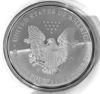 Picture of Американский Серебряный Орел Liberty 250 грамм 1996 г.