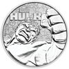 Picture of Срібна монета Марвел «Халк» 2019 (Marvel's Hulk)