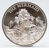 """Picture of Срібний раунд """"Русалка - Mermaid"""" серія Криптозоологія 31.1 грам"""
