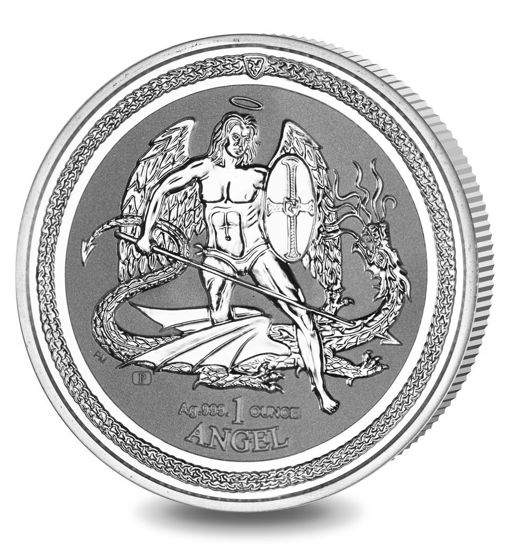 "Picture of Срібна монета ""Ангел"" 31,1 грам"