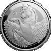 "Picture of Серебряная монета ""Пегас - Pegasus"" 31,1 грамм 2018 г."