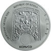 "Picture of Серебряная монета""Воин Чиву - Chiwoo Cheonwang"" 31,1 грамм 2019 г. Южная Корея"
