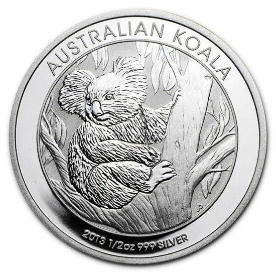 """Picture of Срібна монета """"Коала"""" 2013 15,5 грам"""