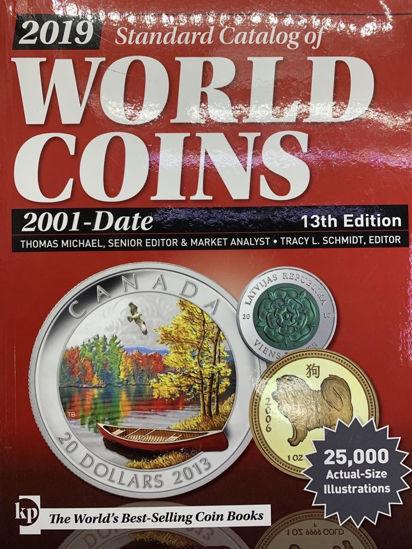 Picture of Нумизматический каталог монет всего мира -  Krause Publications 2019