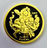 "Picture of Золотая монета ""Королевские Ангелы"" 2001 3,11 грамм"
