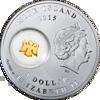 "Picture of Срібна монета ""Ангел удачі"" серії Ангели - Ніуе"