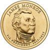 """Picture of США 1 долар 2008, 5 президент Джеймс Монро (1817-1825), """"Серія Президентів"""""""