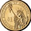 """Picture of США 1 долар 2008, 7 президент Ендрю Джексон (1829-1837), """"Серія Президентів"""""""