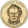 """Picture of США 1 доллар 2009, 12 президент Закари Тейлор (1849-1850), """"Серия Президентов"""""""