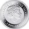 "Picture of Серебряная монета ""Год Петуха"" 17.50 грамм 2017 г."