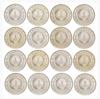 "Picture of Турция 1 куруш 2015, Набор из 16 монет ""Великие тюркские государства"""