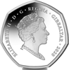 Picture of Гібралтар 50 пенсів 2020. 75 років Миру VE DAY (в блістері)