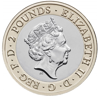 Picture of Англія, Великобританія 2 фунта 2020 року, 75 років закінчення Другої світової війни (в буклеті)