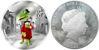 """Picture of Срібна монета """"Союзмультфільм Крокодил Гена"""" 31,1 грам"""