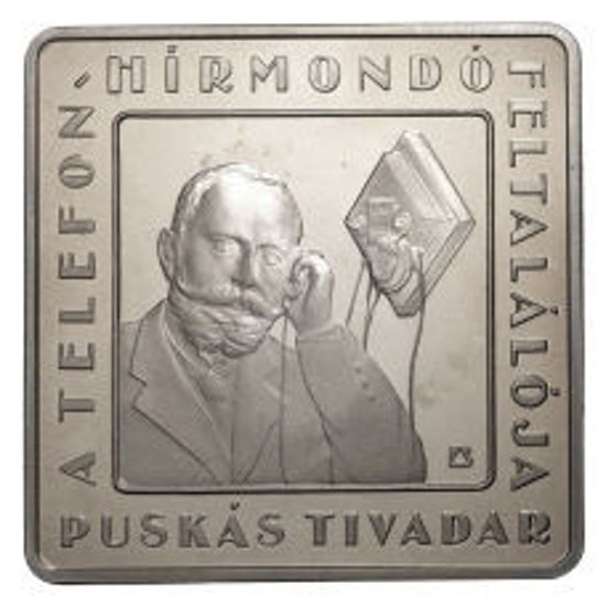 """Picture of Угорщина 1000 форинтів 2008, 115 років новинній службі """"Telefon Hirmondо"""""""