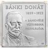 Picture of Венгрия 1000 форинтов 2009, 150 лет со дня рождения Доната Банки
