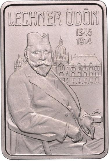 Picture of Венгрия 2000 форинтов 2014, 100 лет со дня смерти Эдёна Лехнера