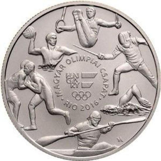 Picture of Угорщина 2000 форинтів 2016, Літні Олімпійські ігри в Ріо